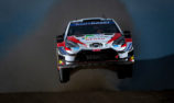 Ogier edges ahead, Lappi's Fiesta goes up in flames in Mexico