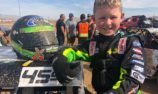 Australia's youngest ever competitor hits Mint 400 in Vegas