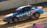 Paterson and Barrow the stars of Alexandra Junior Speedway feature night