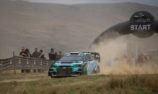 Paddon, Quantock and Cox top three day one of Golden 1200 hillclimb