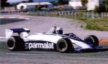 1981 - F1 Test Paul Rickard