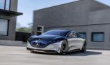 Mercedes plotting Porsche Taycan-rivalling electric AMG super sedan