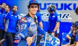 Suzuki confirms Rins re-signing
