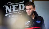 YOUNG GUN: When Heimgartner nearly quit racing