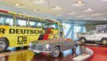 Das Mercedes-Benz MuseumThe Mercedes-Benz Museum