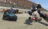 VIDEO: IndyCar iRacing Challenge at Michigan International Speedway
