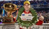IndyCar drive prompts 12 kg weight loss for McLaughlin