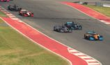 Norris claims spin-win, McLaughlin fourth at COTA