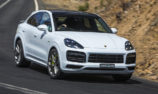 REVIEW: 2020 Porsche Cayenne Turbo S E-Hybrid Coupe