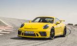 Coming soon: 2021 Porsche 911 GT3