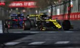 Panic triggered Ricciardo's race ending Baku crash