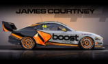 Courtney teases Boost liveried Ford Mustang