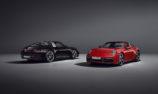 IN DETAIL: 2020 Porsche 911 Targa revealed