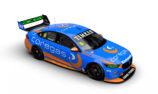 Coregas colours return for Percat in Supercars Eseries