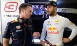 Red Bull to investigate Ricciardo's fiery brake failure