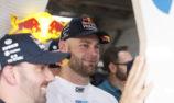 Van Gisbergen returns to Australia under government guidance