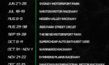 DOWNLOAD: Supercars revised 2020-21 calendar