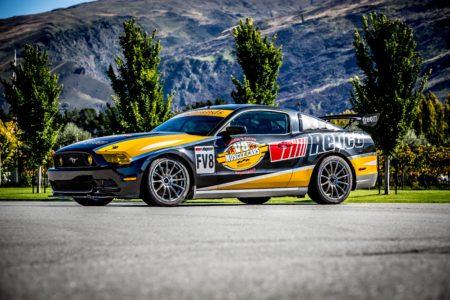 U-Drive V8 Mustang