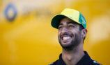 Coronavirus break could lengthen Ricciardo's career