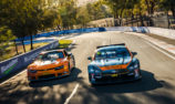 NASCAR throwback for National Trans Am at Bathurst