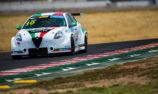 Slade, Grice to test Alfa Romeo TCR