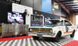 First factory Holden racer fetches $750,000 at auction
