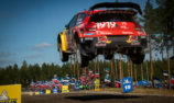 Organisers announce Rally Finland cancellation