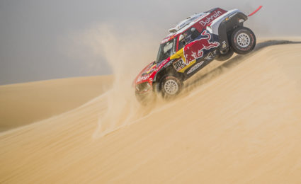 Brand-new route for 2021 Dakar Rally