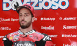 Injured Dovizioso to line up for MotoGP season opener