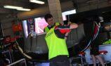 Commodores undergo aero changes at Darwin