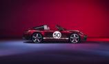 Porsche release special edition 911 Targa - because it's Porsche