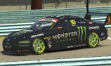 Caruso to race Monster Mustang in Supercars Eseries