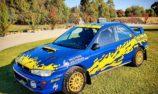 Rebuilt Subarus lighter and faster for 2020 season
