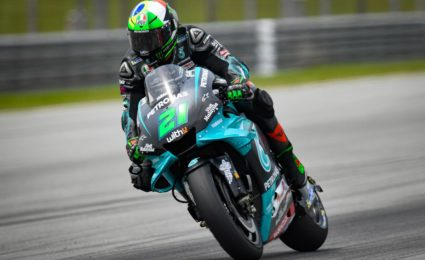 Morbidelli re-signs with SRT