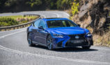 REVIEW: 2020 Lexus LS500 F Sport