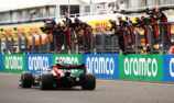 Verstappen: second place 'like a victory' after pre-race shunt
