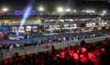 Supercars returns to Sydney under lights
