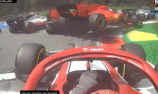 Leclerc apologetic for taking out Vettel