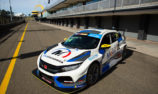 New look for Martin TCR Honda