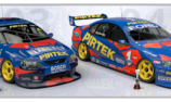 Win a one-off print of the back-to-back SBR Pirtek Falcon