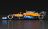 McLaren makes livery tweak for #WeRaceAsOne movement