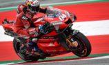 Ducati's Dovizioso decision due after Austria rounds