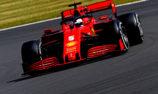 Vettel gets new Ferrari chassis for Spanish GP