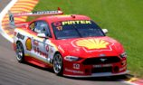 McLaughlin edges Whincup to pole for Race 13 in Darwin