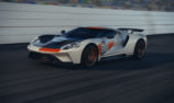 Ford unveils GT tribute to its movie star