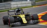 Ricciardo second fastest in Belgian GP practice