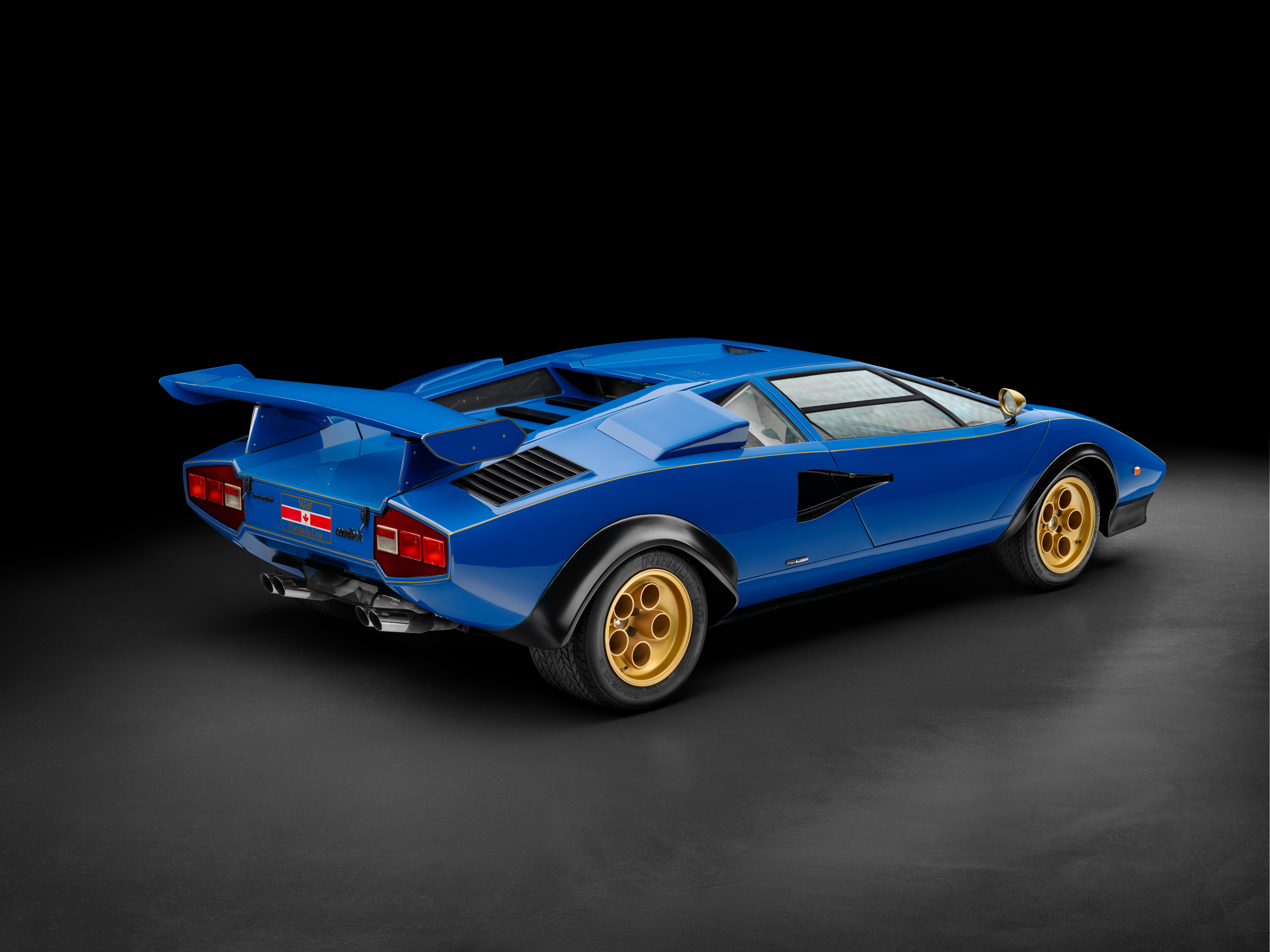 GALLERY: Lamborghini colourful history