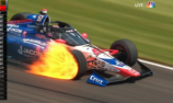 Brake line suspected as cause of Davison's Indianapolis exit
