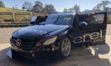 Erebus Mercedes Supercar back on track at SMP