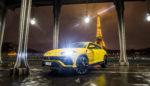 Lamborghini Urus in Paris_